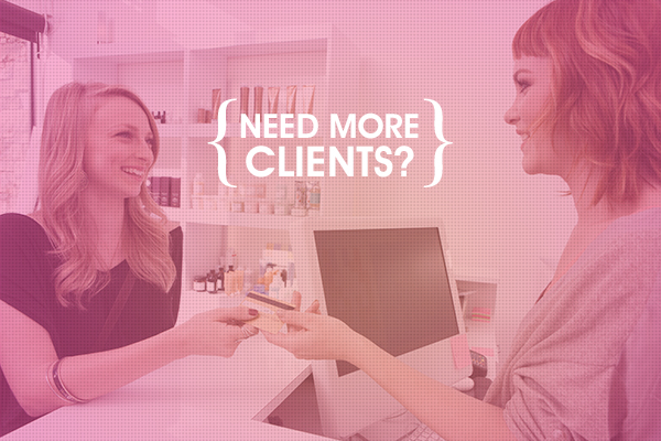 get more spa clients
