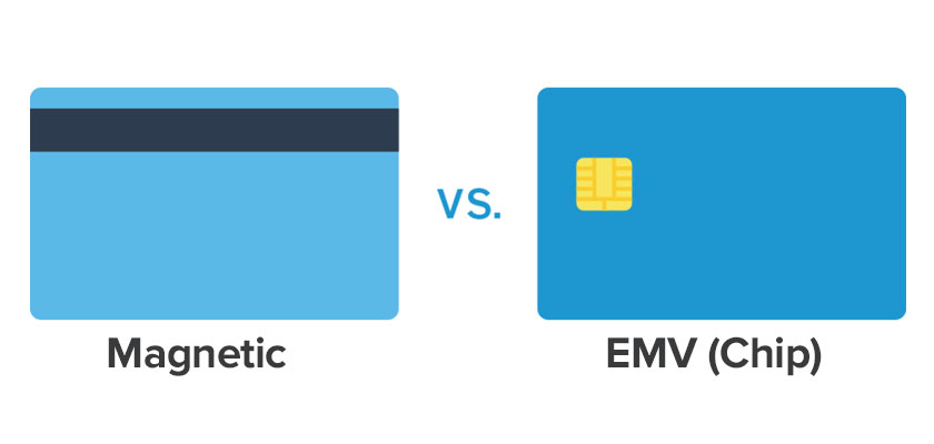 EMV vs magnetic