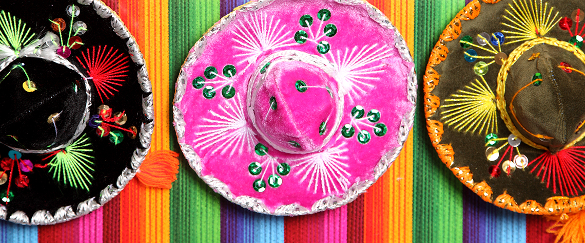 Happy Cinco de Mayo! (And Why it's Important to Celebrate the Small Stuff)
