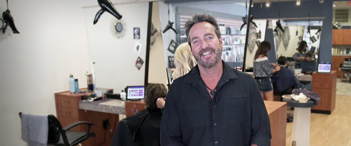From Elysium Salon & Spa to One83 Mane Studio: Robert Maconi's Rebranding Story