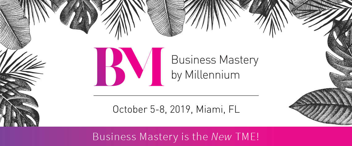 Did you know that Business Mastery is the new TME?