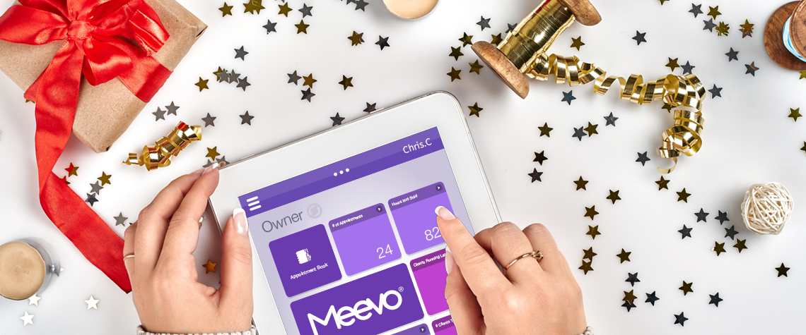 Boost your Holiday Retail Sales with Meevo 2