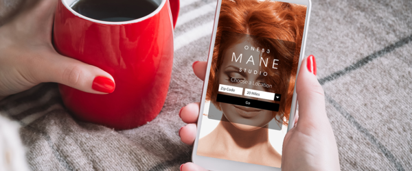 How can you salon spa offer contactless experience