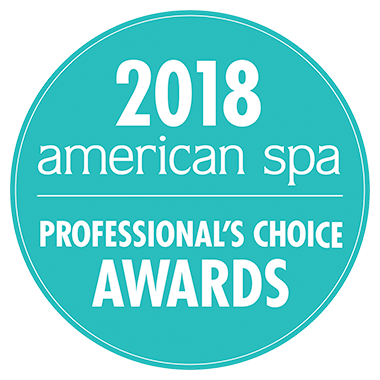 American Spa Professional's Choice Award