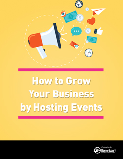 How to Grow Your Business by Hosting Events