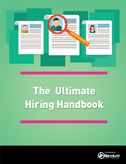 The Ultimate Hiring Handbook Featured Image