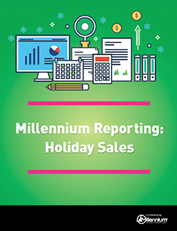 Millennium Reporting: Holiday Sales Featured Image