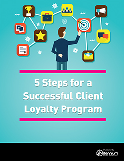 5 Steps for a Successful Client Loyalty Program Featured Image