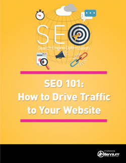 SEO 101: How to Drive Traffic to Your Website Featured Image