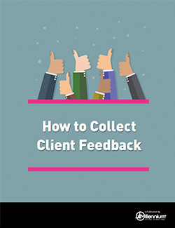 How to Collect Client Feedback Featured Image