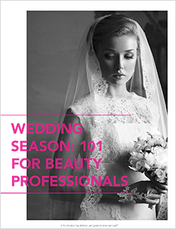 Wedding Season: 101 for Beauty Professionals Featured Image