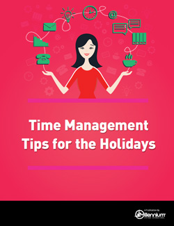 Time Management Tips for the Holidays Featured Image