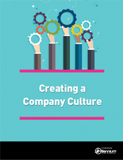 Creating a Company Culture Featured Image