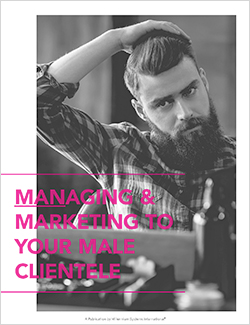 MANaging & Marketing to Your Male Clientele Featured Image