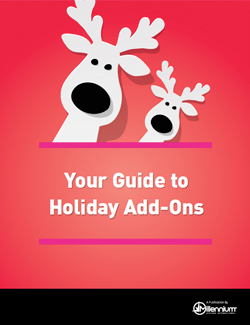 Your Guide to Holiday Add-Ons Featured Image