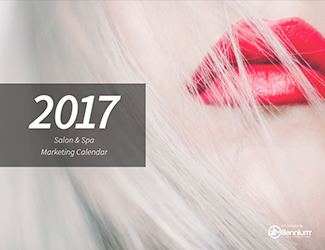 Salon and Spa Marketing Calendar 2017 Featured Image