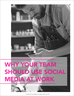 Why Your Team Should Use Social Media at Work Featured Image