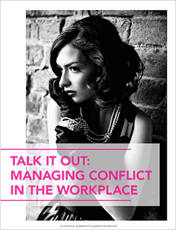 Talk It Out: Managing Conflict in the Workplace Featured Image
