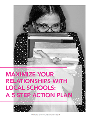 Maximize Your Relationships with Local Schools: A 5 Step Action Plan Featured Image