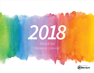 Salon and Spa Marketing Calendar 2018 Featured Image