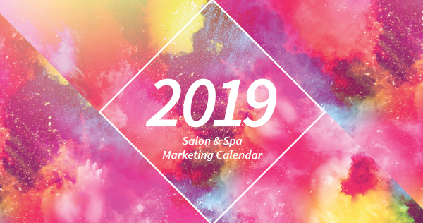 Whitepaper thumbnail: 2019 Salon and Spa Marketing Calendar
