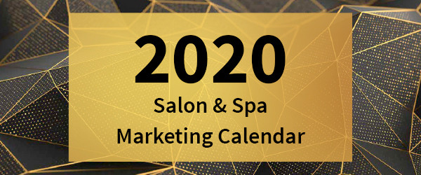 Whitepaper - 2020 Salon & Spa Marketing Calendar