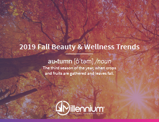2019 Fall Beauty & Wellness Trends