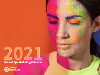 2021 Salon and Spa Marketing Calendar